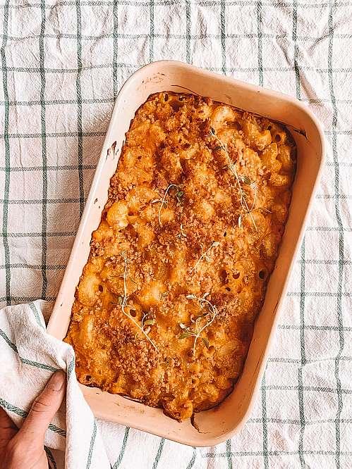 Mac N° Cheese med græskar