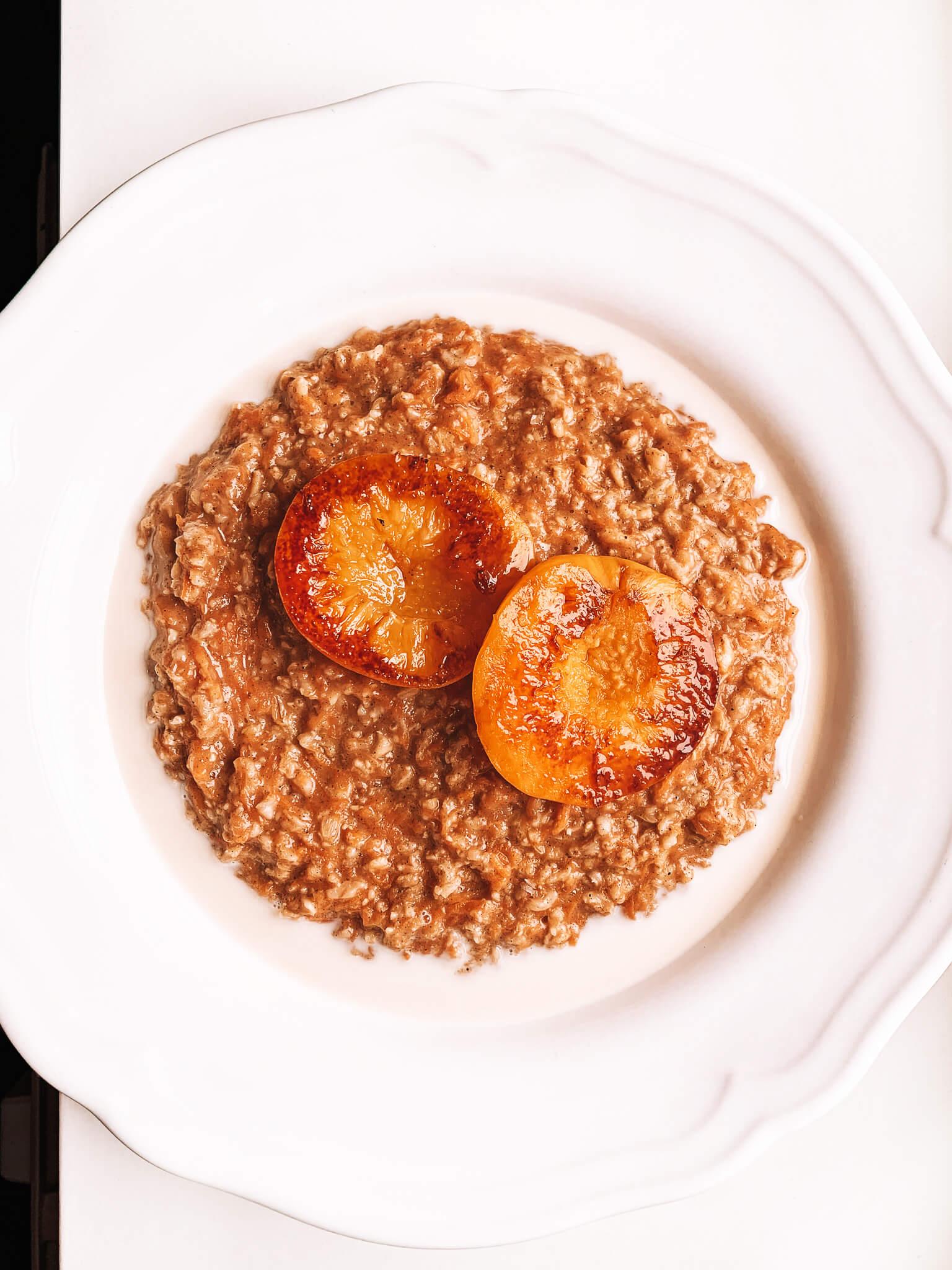 Gulerodsgrød